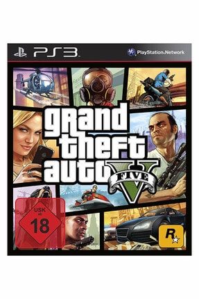 RockStar Games Ps3 Gta 5