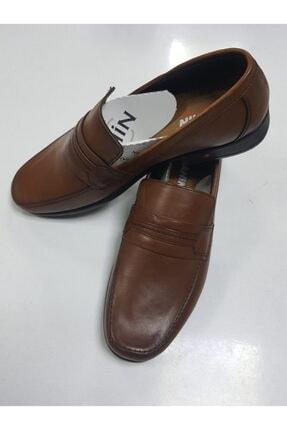 Şahin Erkek Kahverengi Ayakkabı
