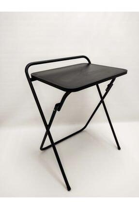 DIGERUI Katlanır Portatif Dizüstü Laptop Sehpası Masası Siyah