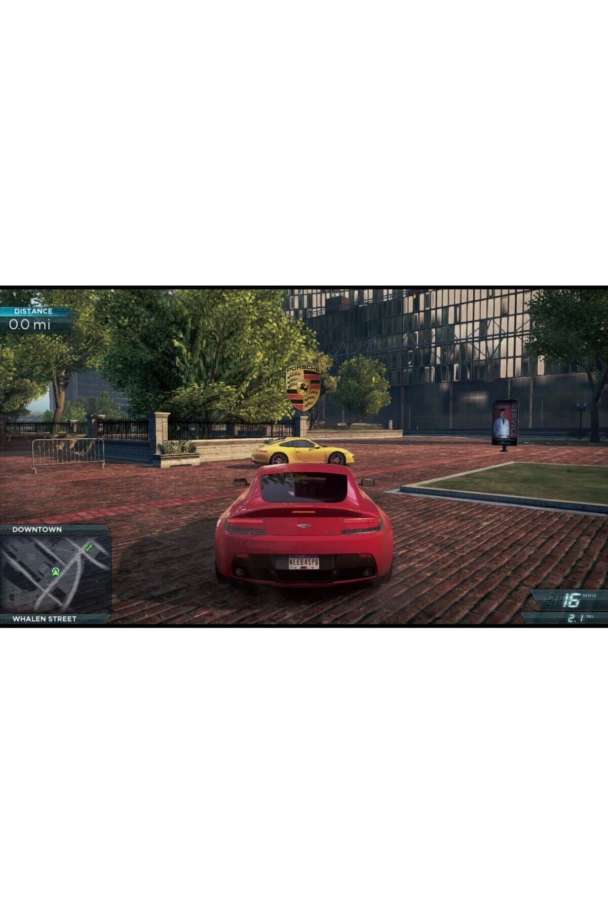 EA Need For Speed Most Wanted - Ps3 Oyun 2