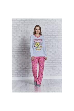 ROLY POLY Looney Tunes Tweety Garson Çocuk Pijama Takımı