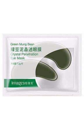 Histomer Kolajen Yeşil Maş Fasulyesi Özlü Gözaltı Maske WNS-806S81G