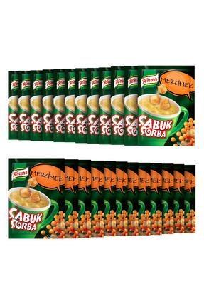 Knorr Mercimek Çabuk Çorba 22 Gr X 24 Adet