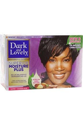 Dark & Lovely Dark And Lovely Saç Düzleştirici (süper) Krem Set