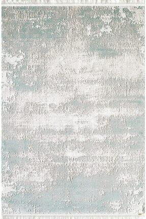 Pierre Cardin Halı Turkuaz Otantik160 x 230 cm E012b