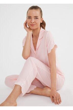SUWEN Lines Maskulen Pijama Takımı