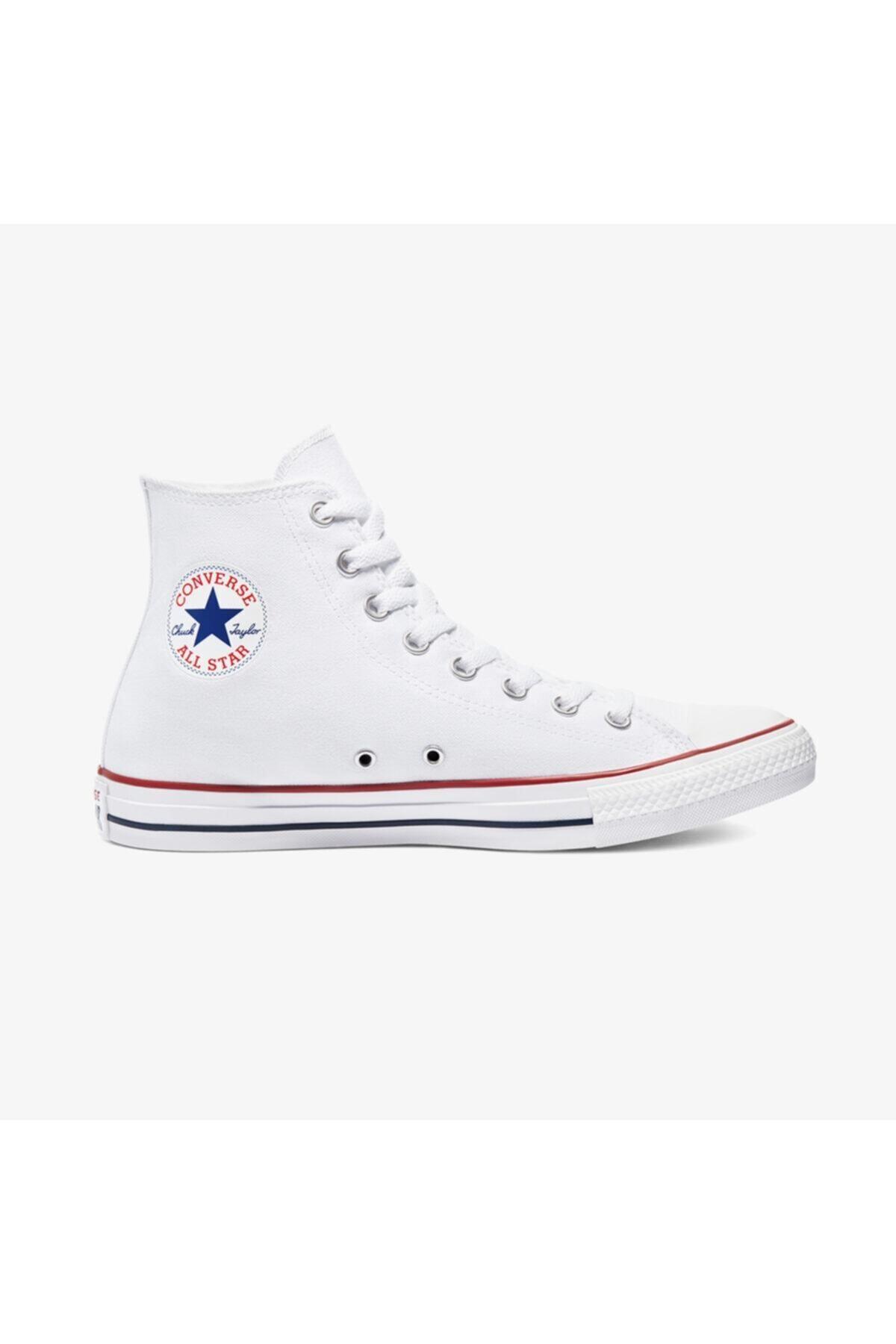 converse Unisex Beyaz Chuck Taylor All Star Hi Sneaker 1