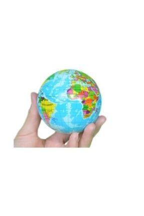 deniz sport Dünya Görselli Yumuşak Stres Topu ( 1 Adet )