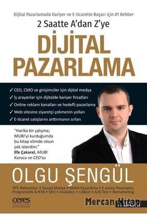 Ceres Yayınları 2 Saatte A'dan Z'ye Dijital Pazarlama/ceres