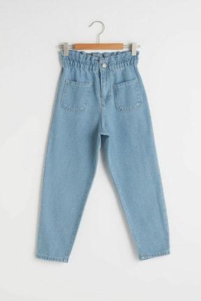 LC Waikiki Kız Çocuk Açık Rodeo 311 Jeans