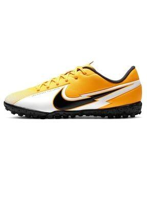 Nike Unisex Turuncu Jr Vapor13 Academy Tf Halı Saha Ayakkabısı At8145-801