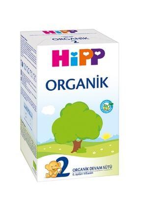 Hipp 2 Organik Devam Sütü 600 gr