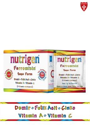Nutrigen Ferromixin Saşe Form 30 Saşe