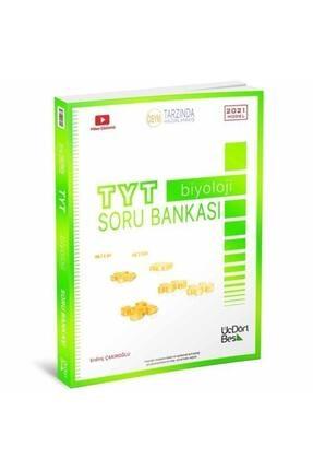Üç Dört Beş Yayıncılık Üçdörtbeş Tyt Biyoloji Soru Bankası Yeni