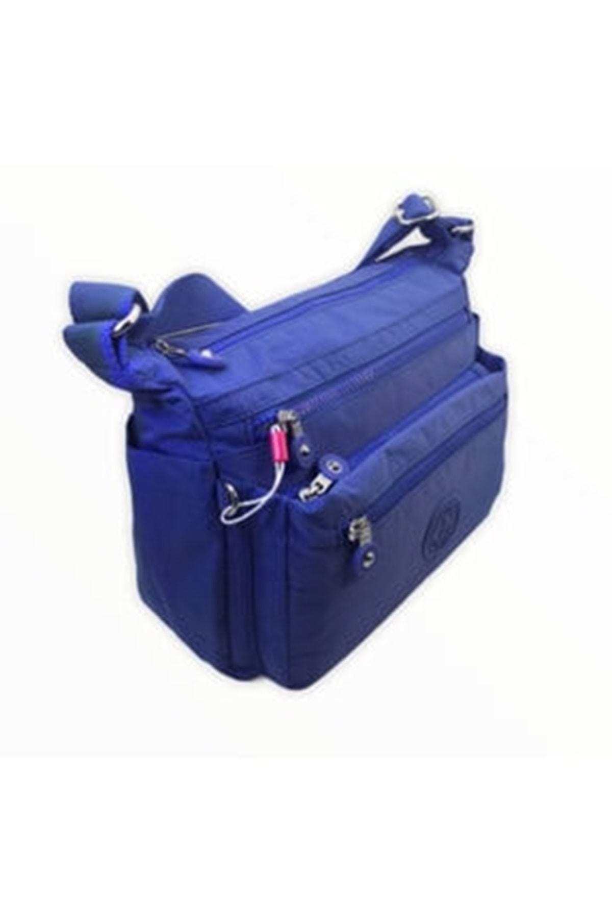 SMART BAGS 1238 - Mavi - Orta Boy 1