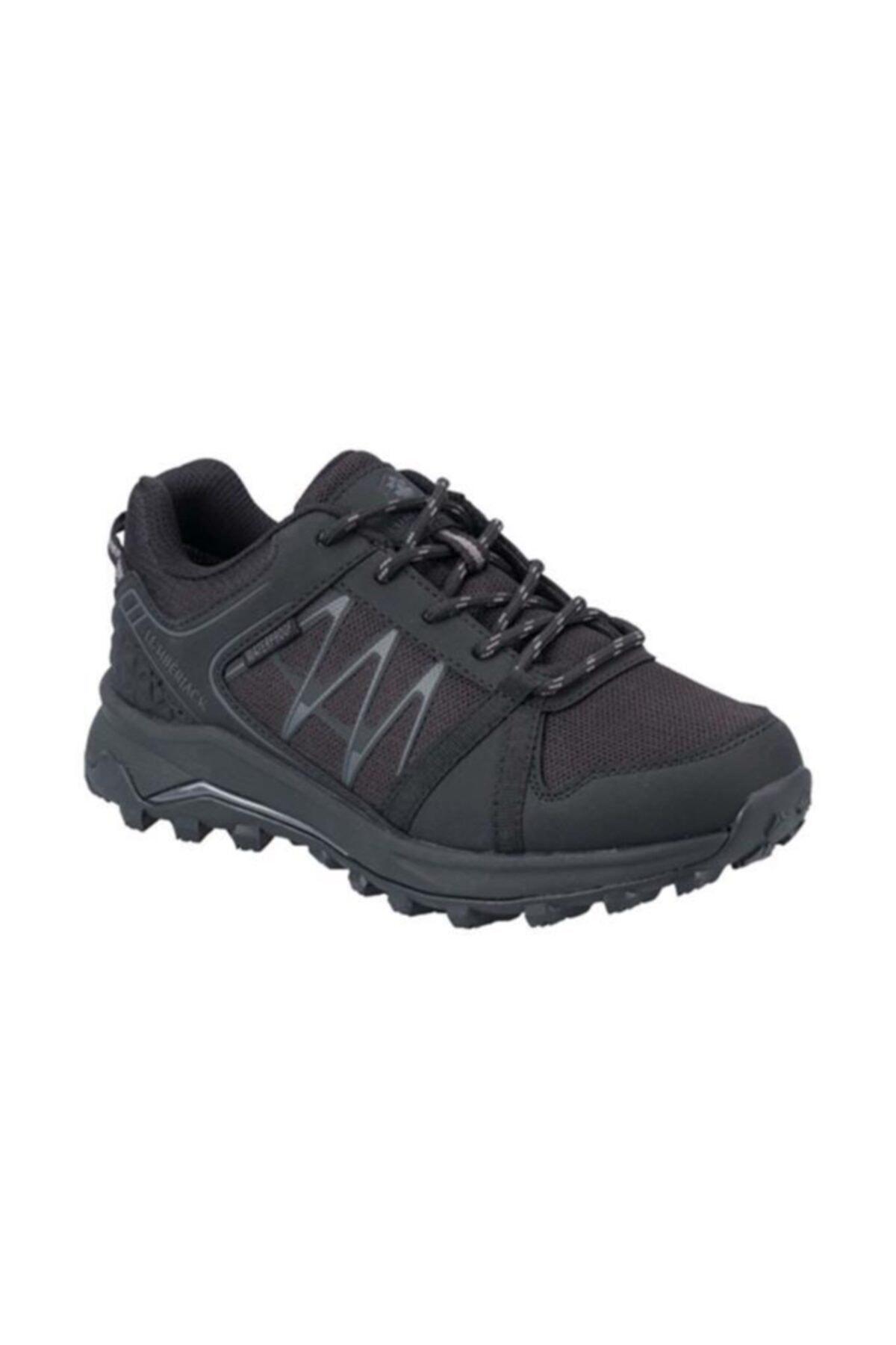 lumberjack BRONTES WMN Siyah Kadın Outdoor Ayakkabı 100550421 2