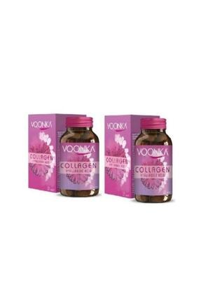 Voonka Collagen Hyaluronic Acid 32 Tablet 2 Adet