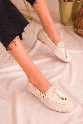 SOHO Ten Süet Kadın Casual Ayakkabı 16099