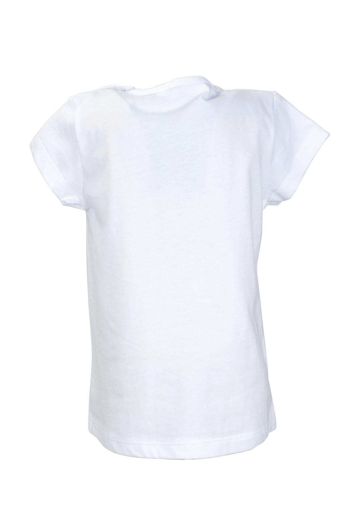 Zeyland Kız Bebek Beyaz Tshirt 2