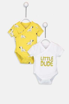 LC Waikiki Erkek Bebek Optik Beyaz Ffb Body