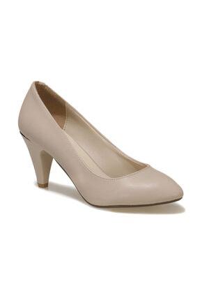 Polaris 91.309022.Z 1FX Bej Kadın Topuklu Ayakkabı 101012837
