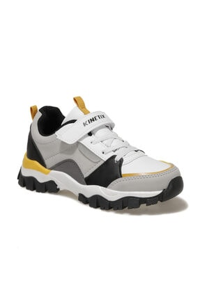 Kinetix Erkek Çocuk Gri Hudson Sneaker