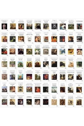 Can Yayınları Dünya Klasikleri Seti 73 Kitap