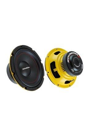 Soundmax Sx-fc8 20 Cm 800 Watt Subwoofer Oto Hoparlör