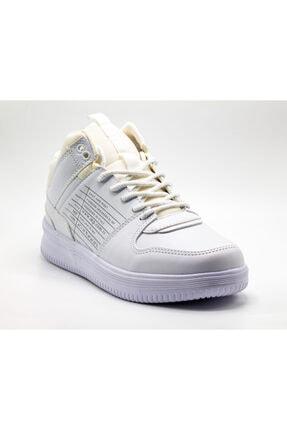 MP Unisex Beyaz Kışlık Spor Ayakkabı