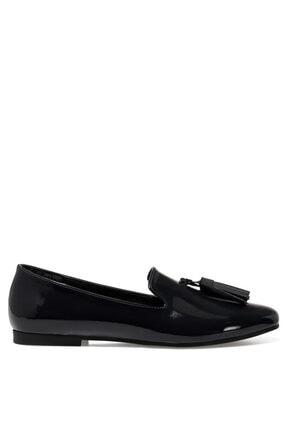 İnci MILA2 Siyah Kadın Loafer Ayakkabı 101025952