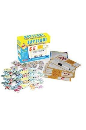 DIY Toys Dıy-toy Sayıları Öğreniyom Eğitim Seti Puzzle 9222