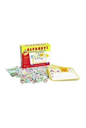 DIY Toys Dıy-toy Alfabe Eğitim Seti Alfabeyi Öğreniyorum 9215