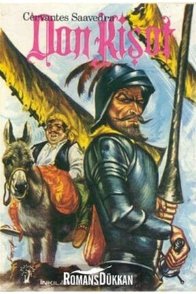 İnkılap Kitabevi Don Kişot