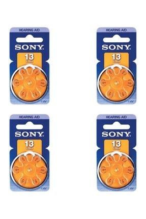 Sony Pr 13 Işitme Cihazı Pili 4 Paket 24 Adet 2023-07 Tarih