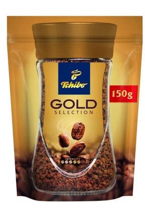 Tchibo Gold Selection Çözünebilir Kahve Ekonomik Paket 150 Gr