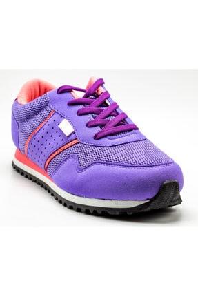 Jump Kadın Lila Spor Ve Yürüyüş Ayakkabısı