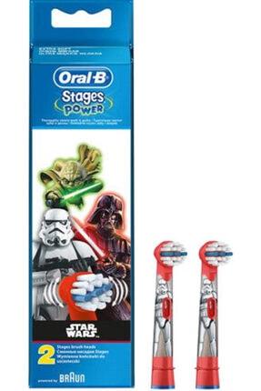Oral-B Stages Power Star Wars Diş Fırçası Yedeği 2 Li