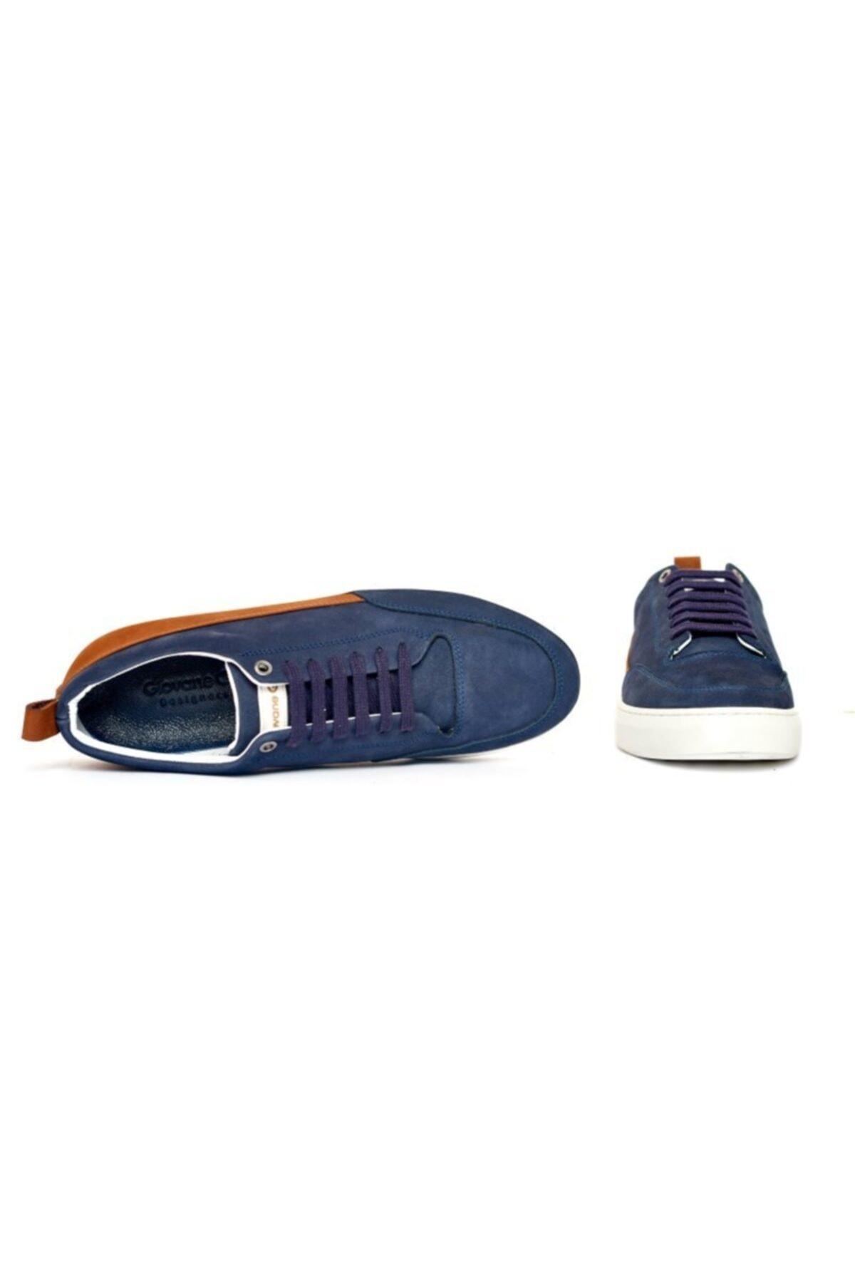 Giovane Gentile Erkek Lacivert Designers Sneaker 2