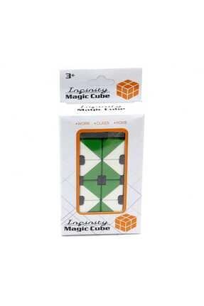 Toys Oyuncak Stres Küpü Infinity Magic Cube - Siyah /