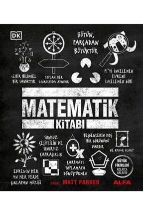 Alfa Yayınları Matematik Kitabı Ciltli