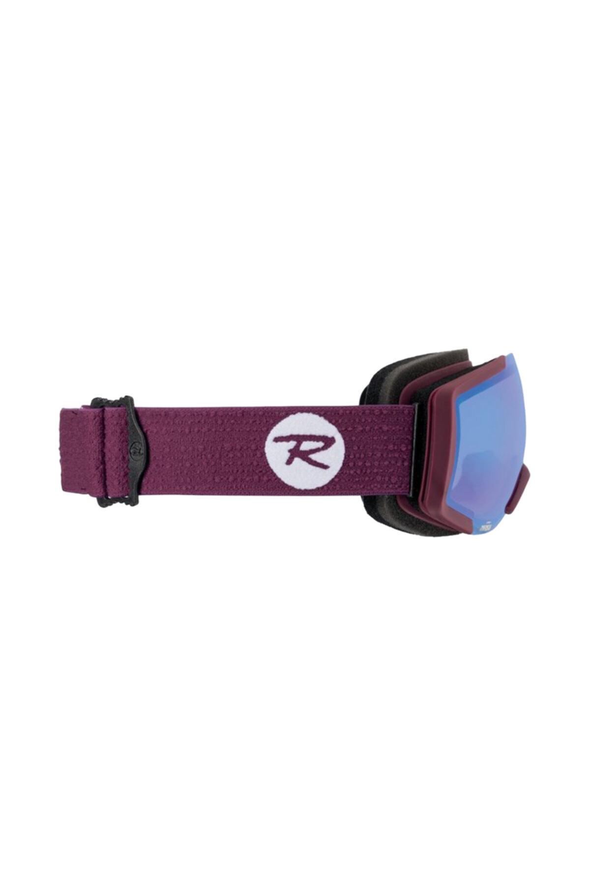 Rossignol Kadın Mor Renk Airis Sonar Goggle Snowboard Gözlük 2