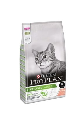 Purina Pro Plan Kısırlaştırılmış Somonlu Yetişkin Kedi Maması 1,5 Kg
