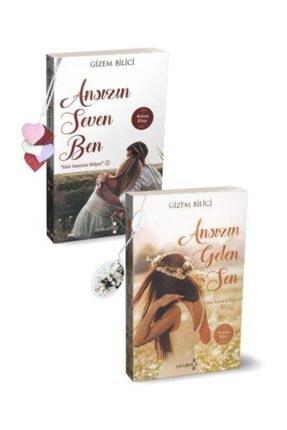 Yakamoz Yayınları Ansızın Seven Ben Ve Ansızın Gelen Sen - 2 Kitap
