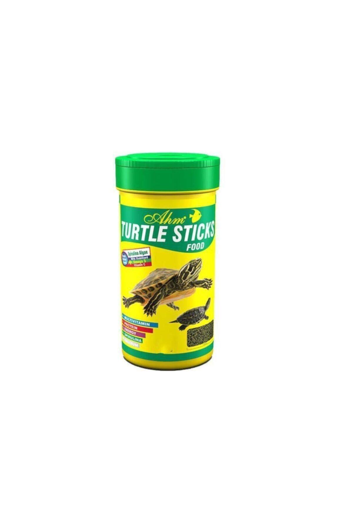 Ahm Turtle Sticks Kaplumbağa Yemi 250 Ml 1
