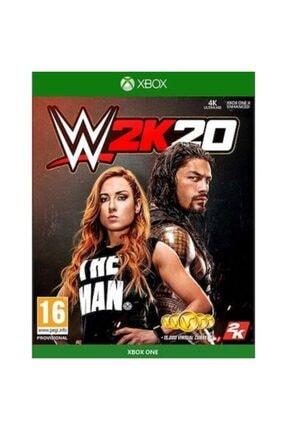 2K Games Wwe 2k20 Standard Edıtıon Xbox One Oyun