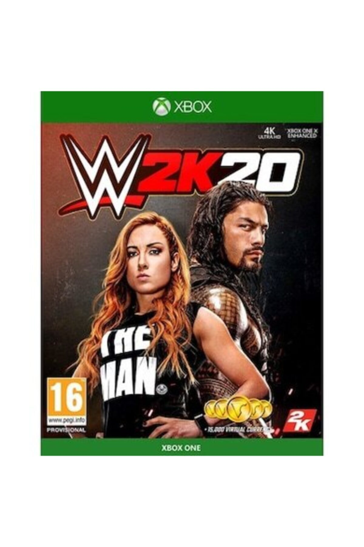 2K Games Wwe 2k20 Standard Edıtıon Xbox One Oyun 1