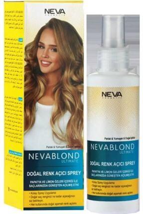 Nevablond Neva Blond Ultimate Doğal Renk Açıcı Sprey 150 Ml