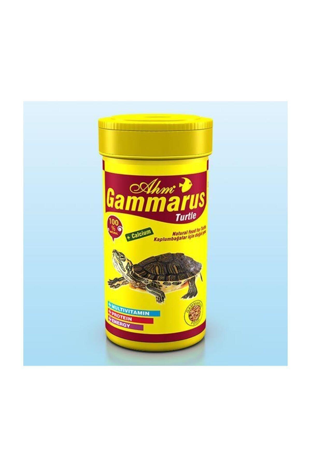 Ahm Gammarus Turtle Food 100 Ml Kaplumbağa Yemi 8699375333190 1