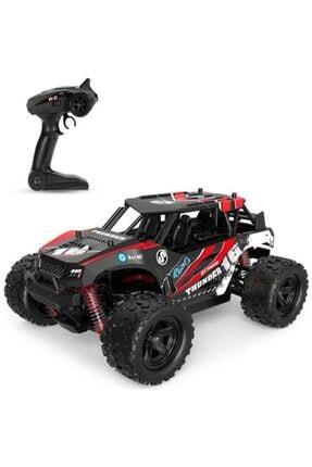 FM Toys Gepettoys Extreme Elektirikli Thunder 40 Km Hız Yapan Hız Canavarı Uzaktan Kumandalı Araba Jeeb