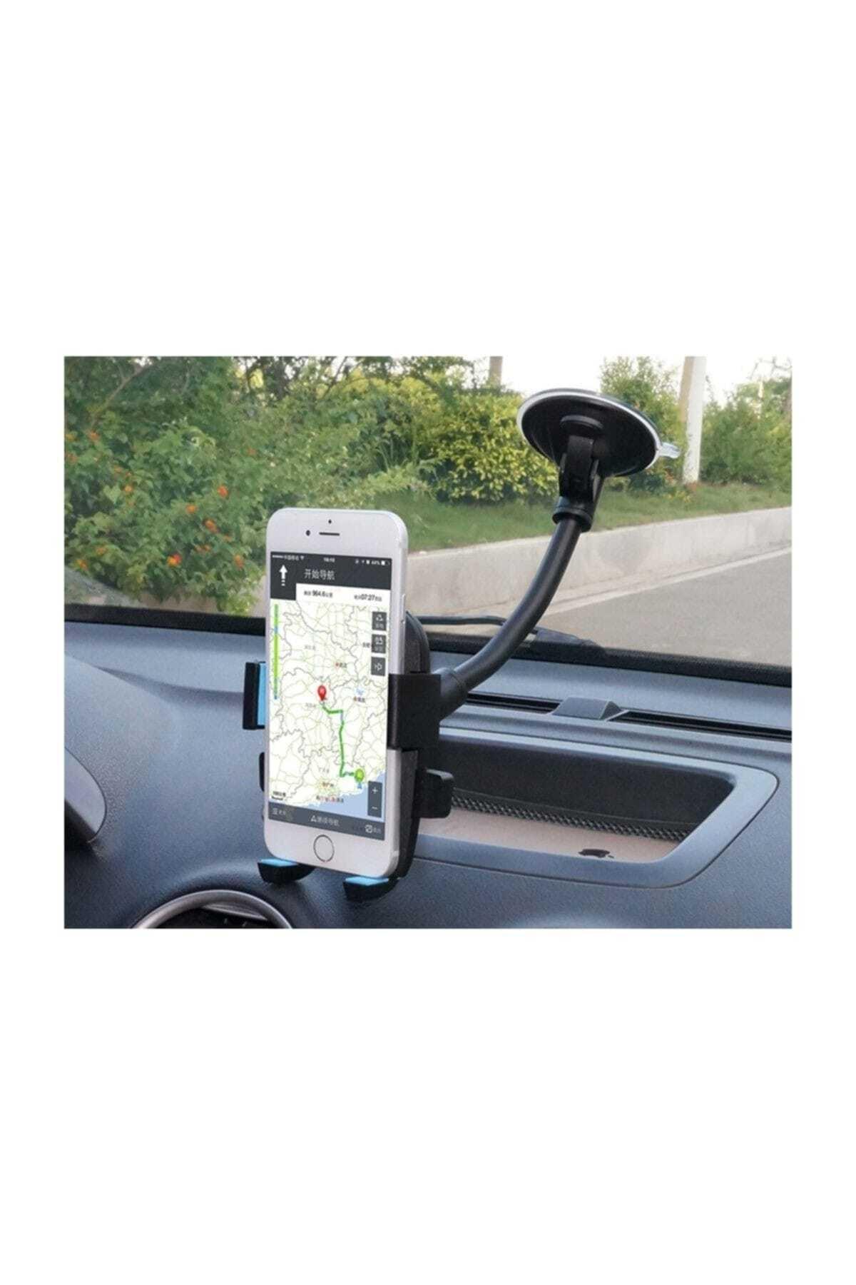 LETANG Xx- Araç Içi Vakumlu Üniversal Telefon Navigasyon Tutucu 1